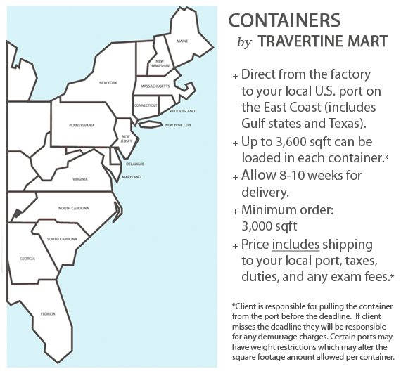 travertine_mart_container_pricing