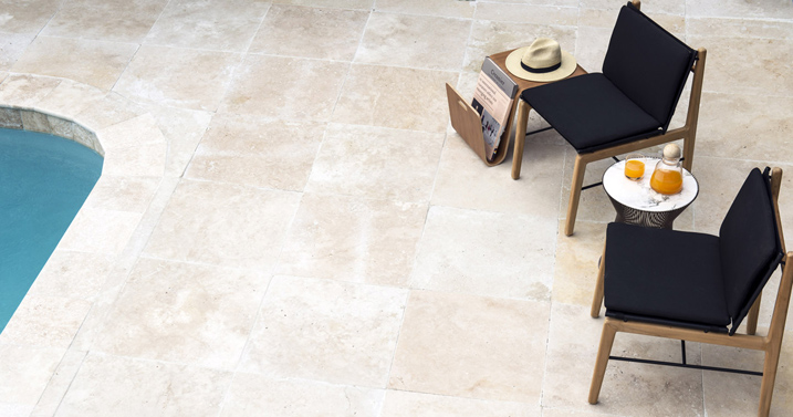 Travertine Tile And Travertine Pavers From Travertine Mart