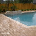 6x12 Noche Travertine Pavers