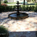6x12 Leonardo Tumbled Travertine Pavers