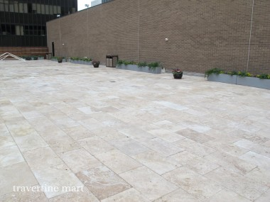 travertine pavers eco friendly