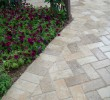 6x12 Noche Chiseled Travertine Pavers