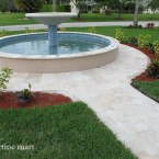 vanilla ice project ivory swirl travertine fountain