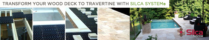 silca travertine mart