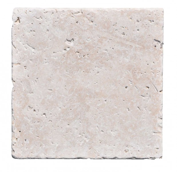 Premium Select 12×12 Ivory Tumbled Travertine Pavers (300px)