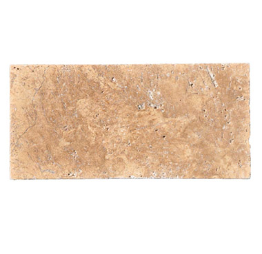 Premium Select 6×12 Noche Tumbled Travertine Pavers *SPECIAL* (Until 03/24/17) (300px)