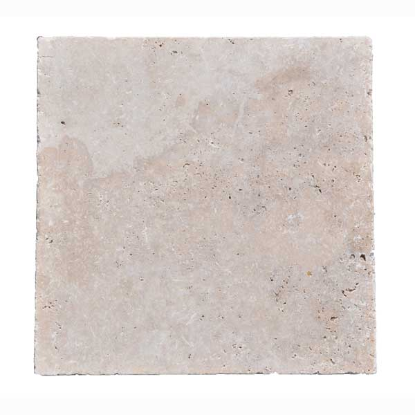 Premium Select 24×24 Ivory Travertine Pavers