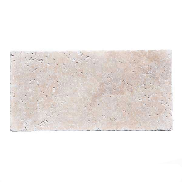 Premium Select 6×12 Ivory Travertine Pavers *MARKDOWN* (Until 10/12/18) (300px)