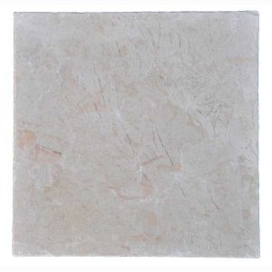 Premium Select 16x16 Pearl Tumbled Marble Pavers