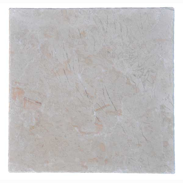 Premium Select 16×16 Pearl Tumbled Marble Pavers