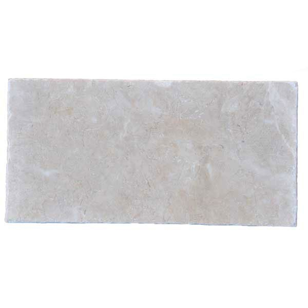 Premium Select 6×12 Pearl Tumbled Marble Pavers (300px)