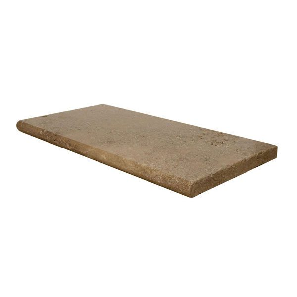 Premium Select 12×24 Noche Tumbled Travertine Pool Coping (300px)