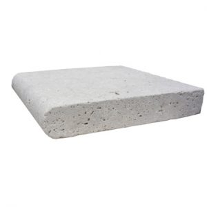 "Ivory Travertine Pool Coping (2"")"