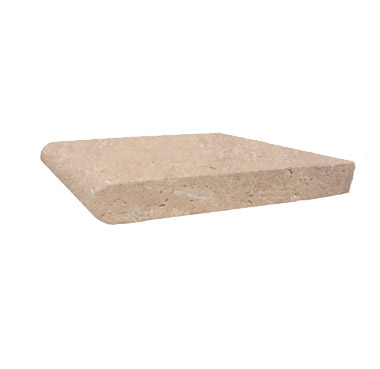 Premium Select 12×12 Noche Tumbled Travertine Pool Coping (300px)