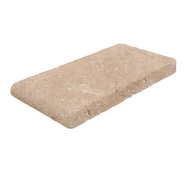 Premium Select 6×12 Noche Travertine Pool Coping