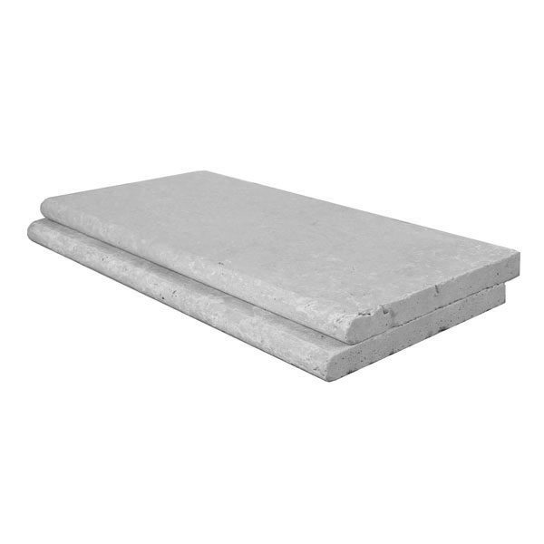 Premium Select 12×24 Ivory Travertine Pool Coping *FALL PRE-ORDER SALE* (Until 10/23/20) (300px)