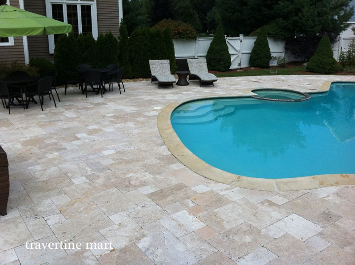 DIY Travertine Paver Installation Techniques Sudbury MA