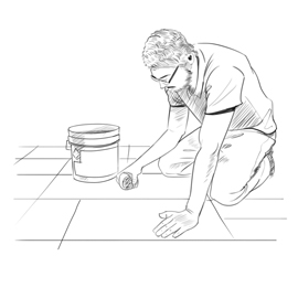 Travertine Care Maintenance