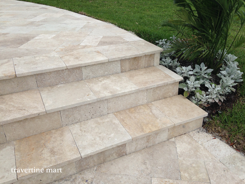 How To Save Money On Your Travertine Paver Project