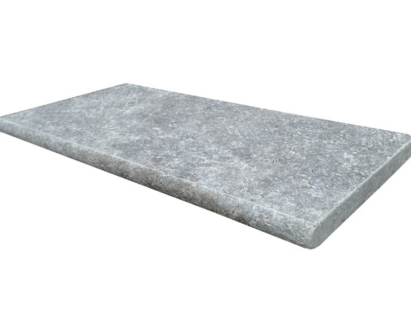Premium Select 12×24 Silver Travertine Pool Coping (300px)