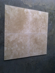 What Is A Honed Travertine Tile