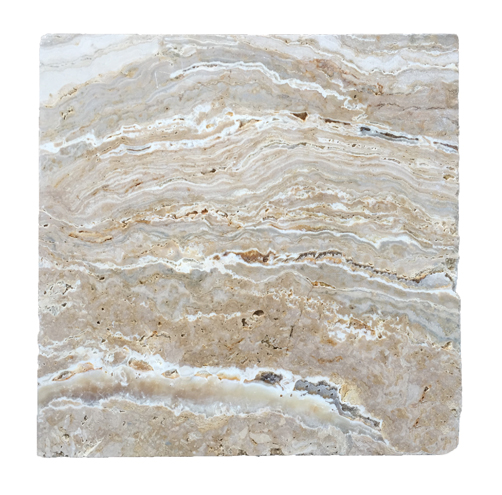 Premium Select 16×16 Tumbled Leonardo Travertine Pavers *PRE-ORDER SALE* (Until 01/24/20) (300px)