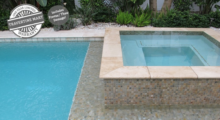 Travertine Tile And Travertine Pavers From Travertine