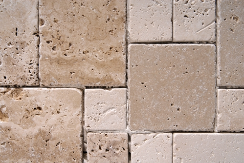 3 reasons why travertine pavers will spruce up your garage
