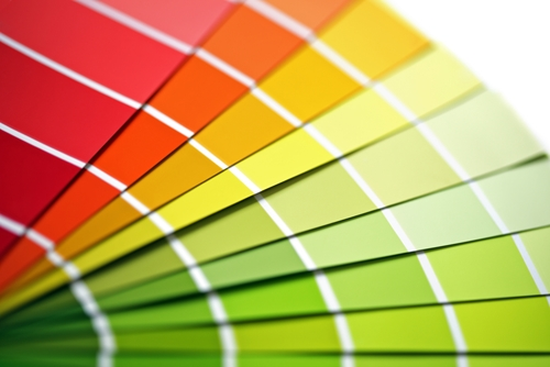 Bright colors may deter potential buyers.