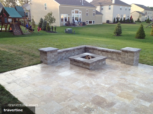 How to decide on the perfect travertine paver