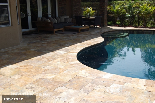 How to install natural stone pavers without professional help