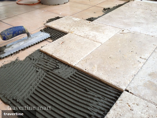Is your subfloor ready for travertine tile installation?