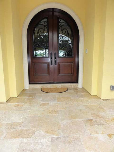 There are a variety of modern building projects that can benefit from travertine.
