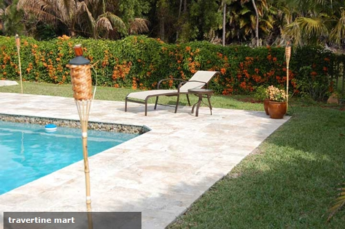 What you need to know about sealing travertine tiles and pavers